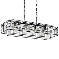 Vivienne Linear Suspension Light