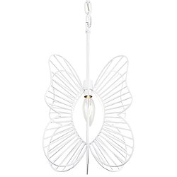 Monarch Butterfly One Light Mini Pendant Light