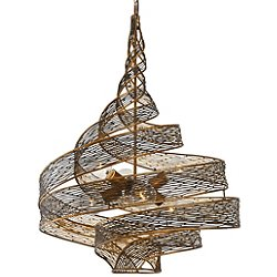 Flow 6 Light Chandelier