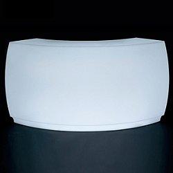 Fiesta Curved Bar - White Light