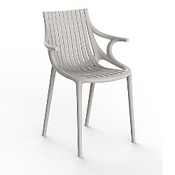 Ibiza Outdoor Chair with Arms Set of 4