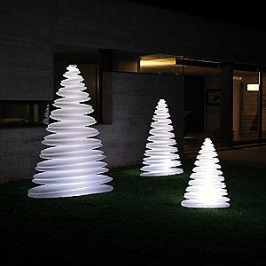 Chrismy RGB LED Tree by Vondom