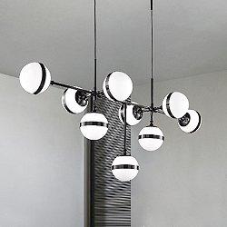 Peggy SP 9-Light Multi-Light Pendant Light