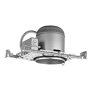 6 Inch Line Voltage IC Rated Airtight Ready Housing - R-603D by WAC Lighting