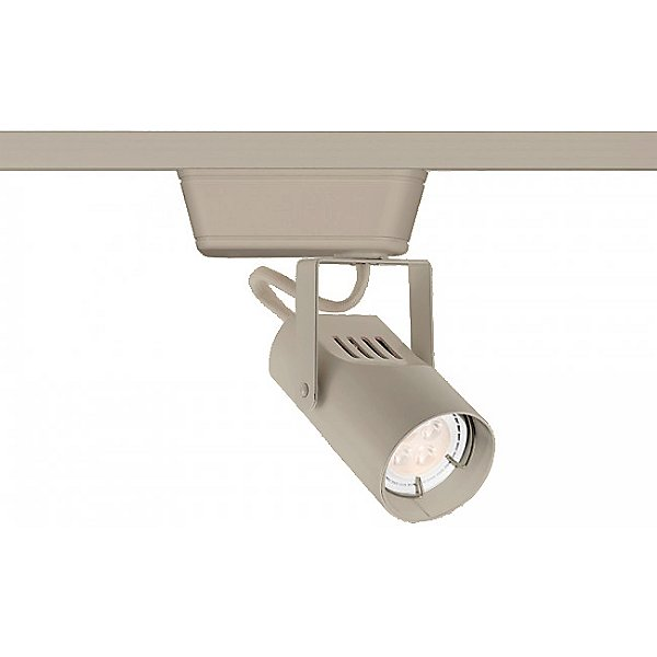 007LED Low Voltage Track Lighting by WAC Lighting Color Metallics Finish Brushed Nickel HHT 007LED BN