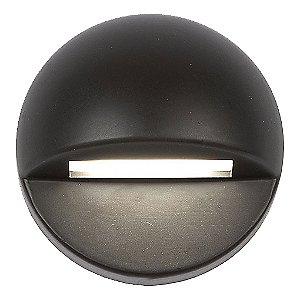 LED 12V Round Deck and Patio Light by WAC Lighting