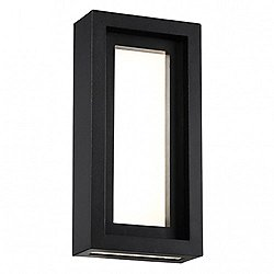 Inset LED Outdoor Wall Light