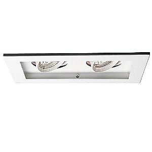 MR16 Low Voltage Multiple Spot Double Light Trim - MT-216 / MT-216TL by WAC Lighting