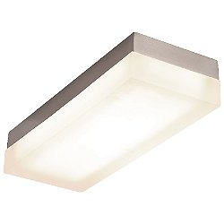 Dice LED Indoor / Outdoor Flush Mount Ceiling Light
