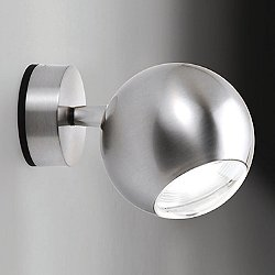 Bo-La Semi-Flush Mount Ceiling Light / Wall Light