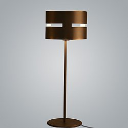 Luz Oculta Metal Table Lamp