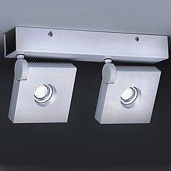 Bridge 2-Light Ceiling / Wall Light