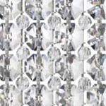 Clear Swarovski Crystal