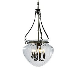 Acharn Foyer Pendant Light with Water Glass