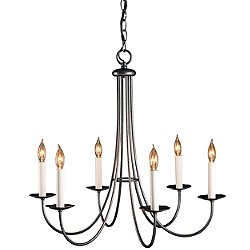Simple Sweep Chandelier
