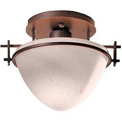 Moonband Semi Flush Mount Ceiling Light