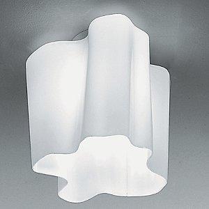 Logico Micro Single Semi-Flushmount Light by Artemide
