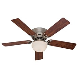 52-inch Low Profile III Plus Ceiling Fan