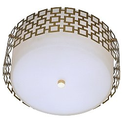 Parker Flush Mount Ceiling Light