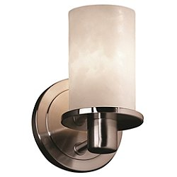 Clouds Rondo Wall Sconce