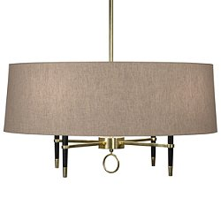 Ventana Single Shade Chandelier