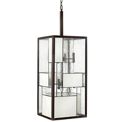 Mondrian 12 Light Chandelier