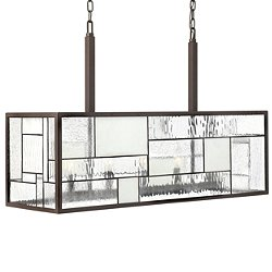 Mondrian 5 Light Chandelier