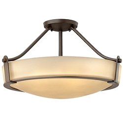 Hathaway Semi Flush Mount Ceiling Light