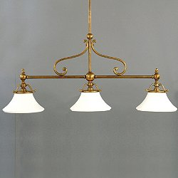 Orchard Park 3 Light Island Pendant