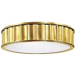 Middlebury Round Flush Mount Ceiling Light