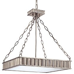 Middlebury Square Pendant Light