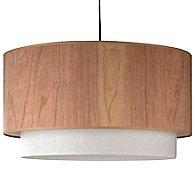 Woody Pendant Light