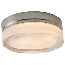 Fluid Round Small Ceiling Light