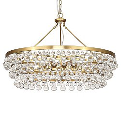 Bling Large Chandelier