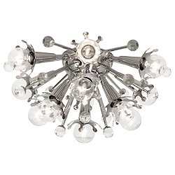 Sputnik Wall / Ceiling Light