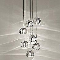 Mizu 7 Light Pendant Light