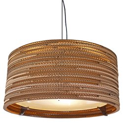 Drum Scraplight Pendant Light