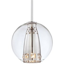 Bling Bang 1-Light Pendant Light