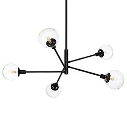 Orb 5-Light Pendant Light