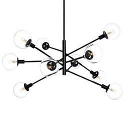 Orb 10-Light Pendant Light