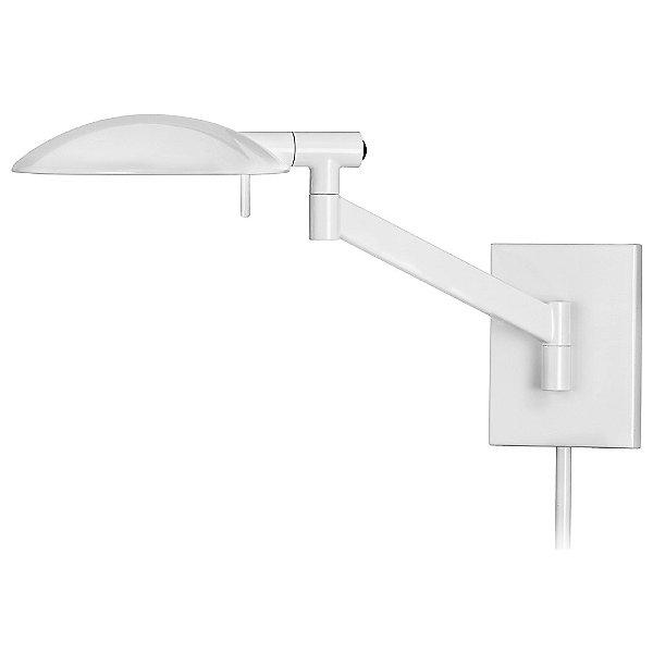 Perch Pharmacy Swing Arm Wall Light by SONNEMAN Lighting - Color: Metallics - Finish: Nickel - (7085.13)
