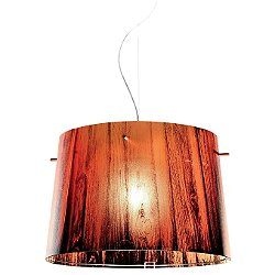 Woody Pendant Light