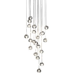 Mizu 26-Light Pendant Light