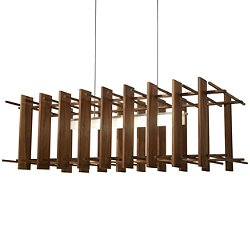 Arca LED Linear Pendant Light