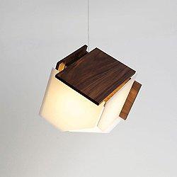 Mica LED Accent Pendant Light