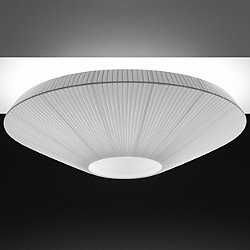 Siam Small Semi-Flush Mount Ceiling Light