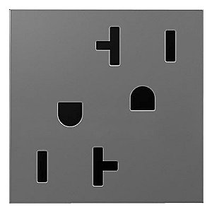Tamper-Resistant 20A Outlet by Legrand Adorne