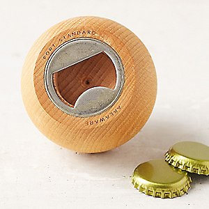 Sphere Bottle Opener by Fort Standard for Areaware by Areaware
