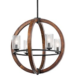 Grand Bank Pendant Light