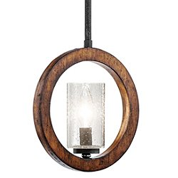 Grand Bank Mini Pendant Light